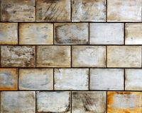 Concrete Blokken stock foto's