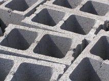Concrete blokken   Royalty-vrije Stock Foto's