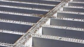 Concrete bouw Royalty-vrije Stock Foto