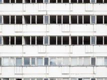 Concrete bouwruïnes in Berlijn Royalty-vrije Stock Foto's