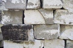 Concrete bouwsteen Royalty-vrije Stock Foto