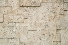 Concrete brick block wall background texture Stock Photo