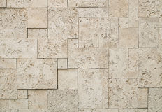 Concrete brick block wall background texture Stock Images