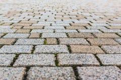 Concrete Brick Royalty Free Stock Photography