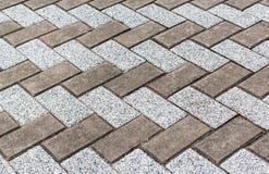 Concrete Brick Stock Photo