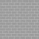 Concrete Brick Wall Royalty Free Stock Photography