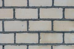 Concrete Brick Wall Stock Photography