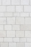 Concrete brick wall Stock Images