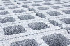 Concrete Bricks Stock Photography