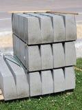 Concrete bricks Royalty Free Stock Photo