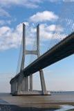 Concrete bridge Royalty Free Stock Photos