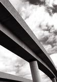 Concrete bridge Stock Photos