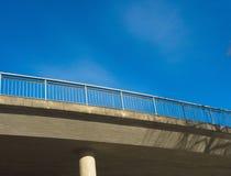 Concrete bridge Stock Image