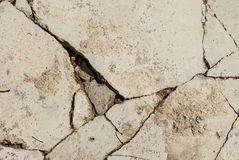 concrete broken stock photography