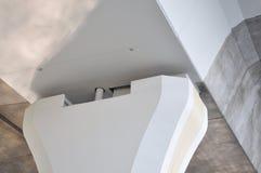 Concrete brug Royalty-vrije Stock Foto's