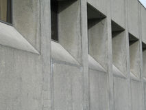 Concrete building royalty free stock image