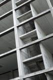 Concrete Building Under Construction Stock Image