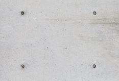 Concrete building wall seamless background and texture Stock Images
