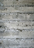 Concrete or cement stairs. At home Stock Images