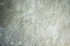 Concrete cement wall Stock Images
