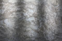 Concrete cement wall texture or concrete cement wall background for interior exterior decoration or industrial construction design. Concrete cement wall texture Stock Photography