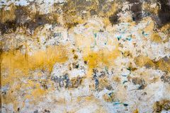 Concrete colorful wall background. Painted dirty wall stock images