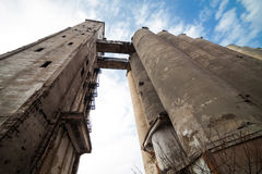 Concrete colossus Stock Photography