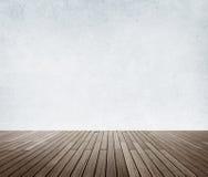 Concrete Concept Grunge van de Achtergrondbehang het Houten Vloer Stock Foto's