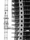 Concrete construction Royalty Free Stock Photography