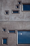 Concrete constructivism Royalty Free Stock Image