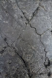 Concrete Cracks Stock Photo
