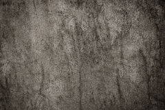 Concrete dark grey texture may used as background Stock Images