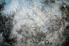 Concrete de muurachtergrond van Grunge Stock Fotografie