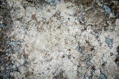 Concrete de muurachtergrond van Grunge Stock Afbeeldingen