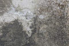 Concrete de Textuur Vuile Achtergrond van het Vloercement Stock Foto's