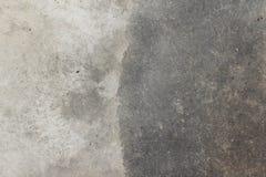 Concrete de Textuur Vuile Achtergrond van het Vloercement Stock Fotografie