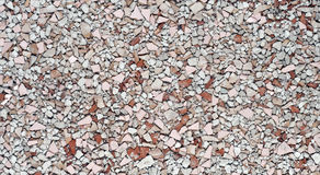 Concrete Debris Royalty Free Stock Photos