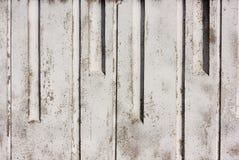 Concrete die textuur met witte verf wordt geschilderd royalty-vrije stock afbeeldingen