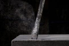 Concrete Drill Bit Royalty Free Stock Photo