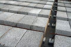 Concrete elementen Stock Foto