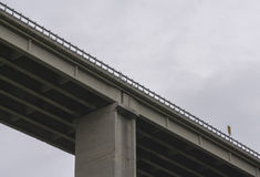 Concrete Elevated Highway Overpass Stock Photos