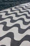 Concrete embankment in Izmir 1 Royalty Free Stock Image