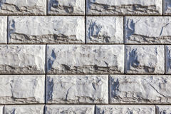 Concrete exterior wall texture background, use as background. Royalty Free Stock Photo