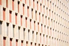 Concrete facade Royalty Free Stock Images