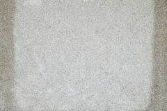 Concrete flagstone. (center of frame is selected focus Stock Image