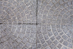 Concrete floor tiles Stock Photo