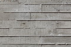 Concrete Foundation of New Home Royalty Free Stock Photography