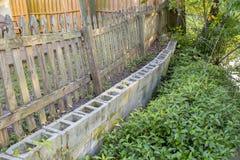 Concrete, Foundation Repair Royalty Free Stock Photos