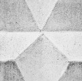 Concrete geometric  seamless pattern Royalty Free Stock Images