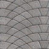 Concrete Granular Pavement. Seamless Tileable Texture. Royalty Free Stock Image